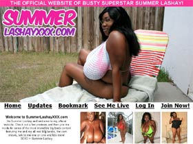 SummerLashayXXX - Home of busty superstar Summer Lashay!