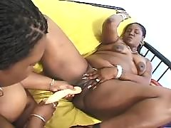 Black fatty takes up huge hummer black chubby movies