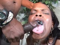 Fat black mature gets cum in mouth black chubby movies