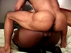 Latin mature BBW with big ass gets cum in mouth