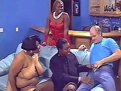 Ebony plumper sucks with big ass black huge cock black chubby movies