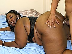 Big Ass Mama Gets A Good Fucking