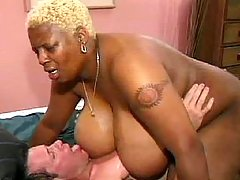 Chubby cutie with big tits is poked black chubby movies